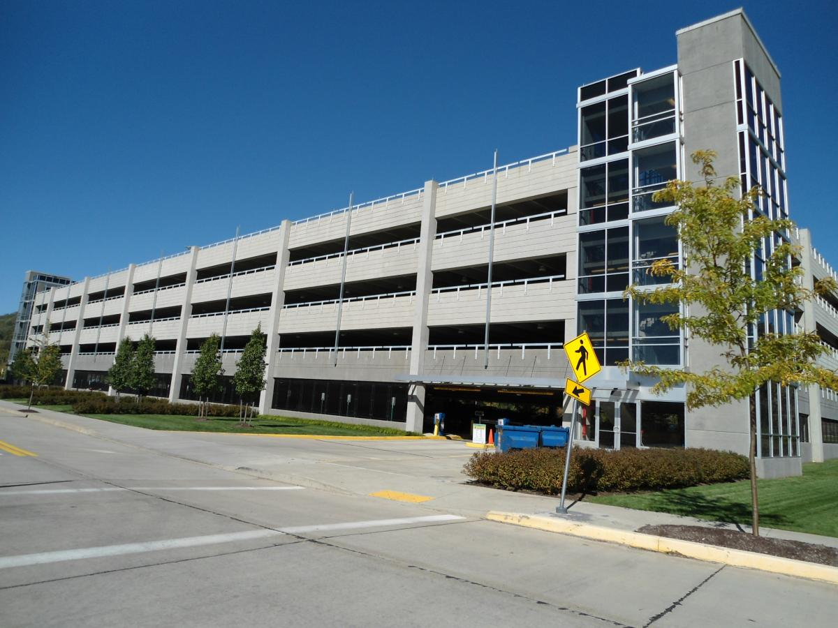 Pittsburgh Technology Center Garage